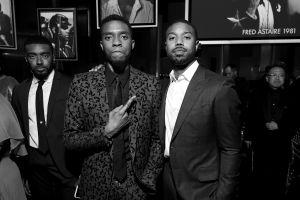 Michael B. Jordan rinde homenaje a Chadwick Boseman: 'Eres mi hermano mayor'