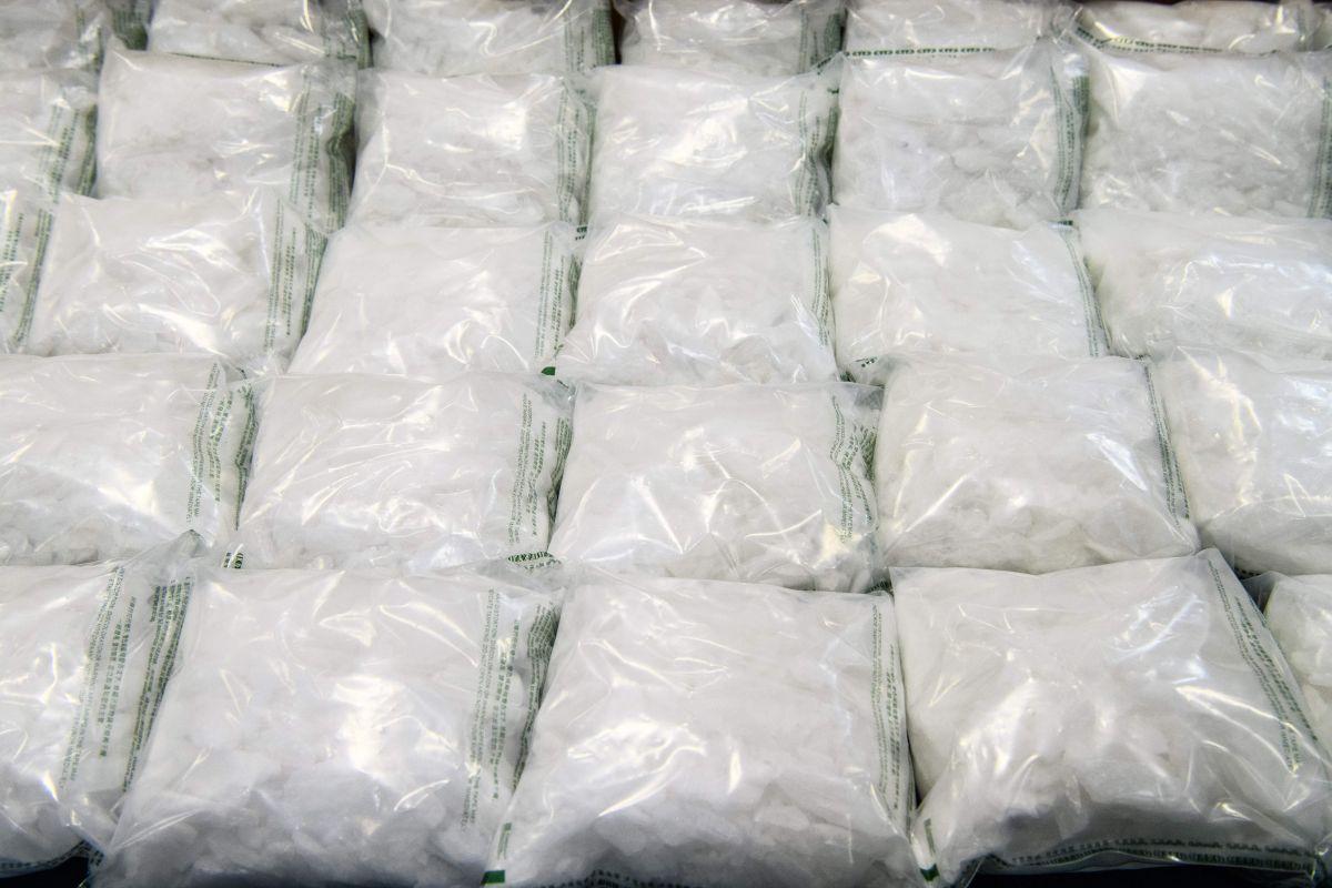 El consumo de metanfetaminas se ha incrementado durante la pandemia. (Getty Images)