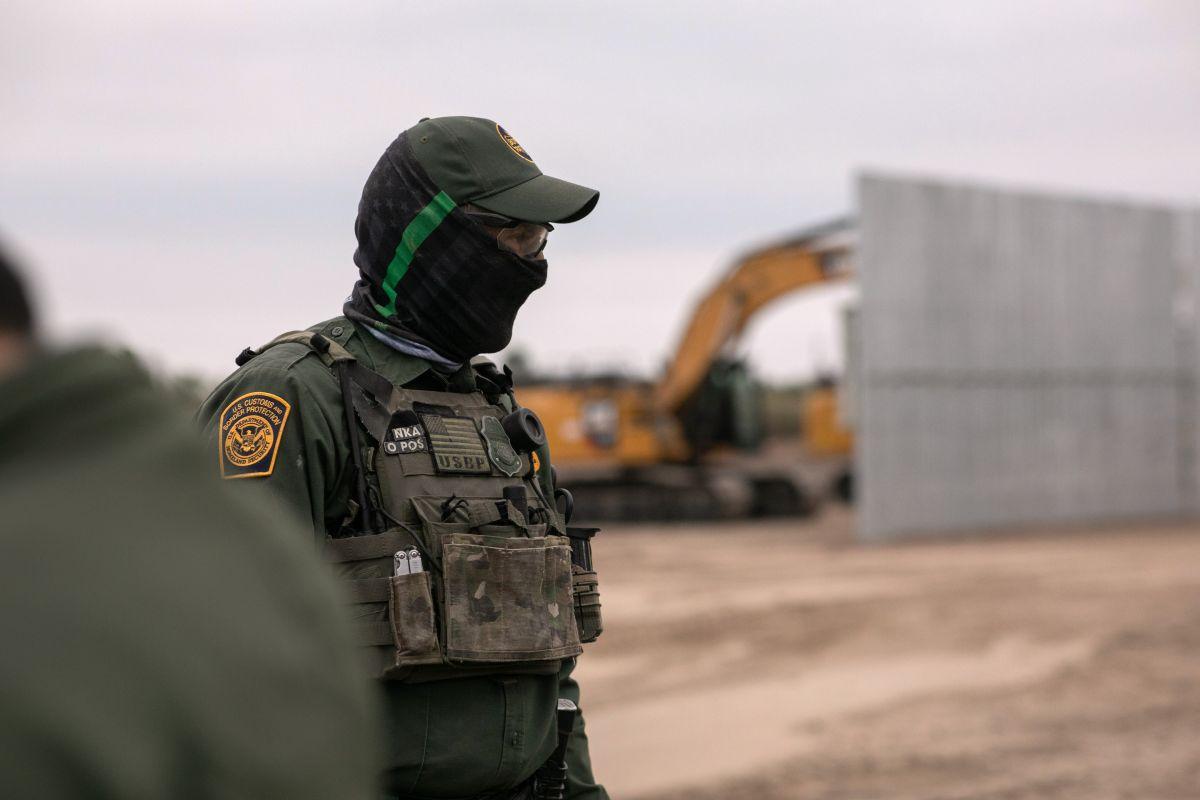 Biden se ha comprometido a detener la construcción del muro en la frontera con México.