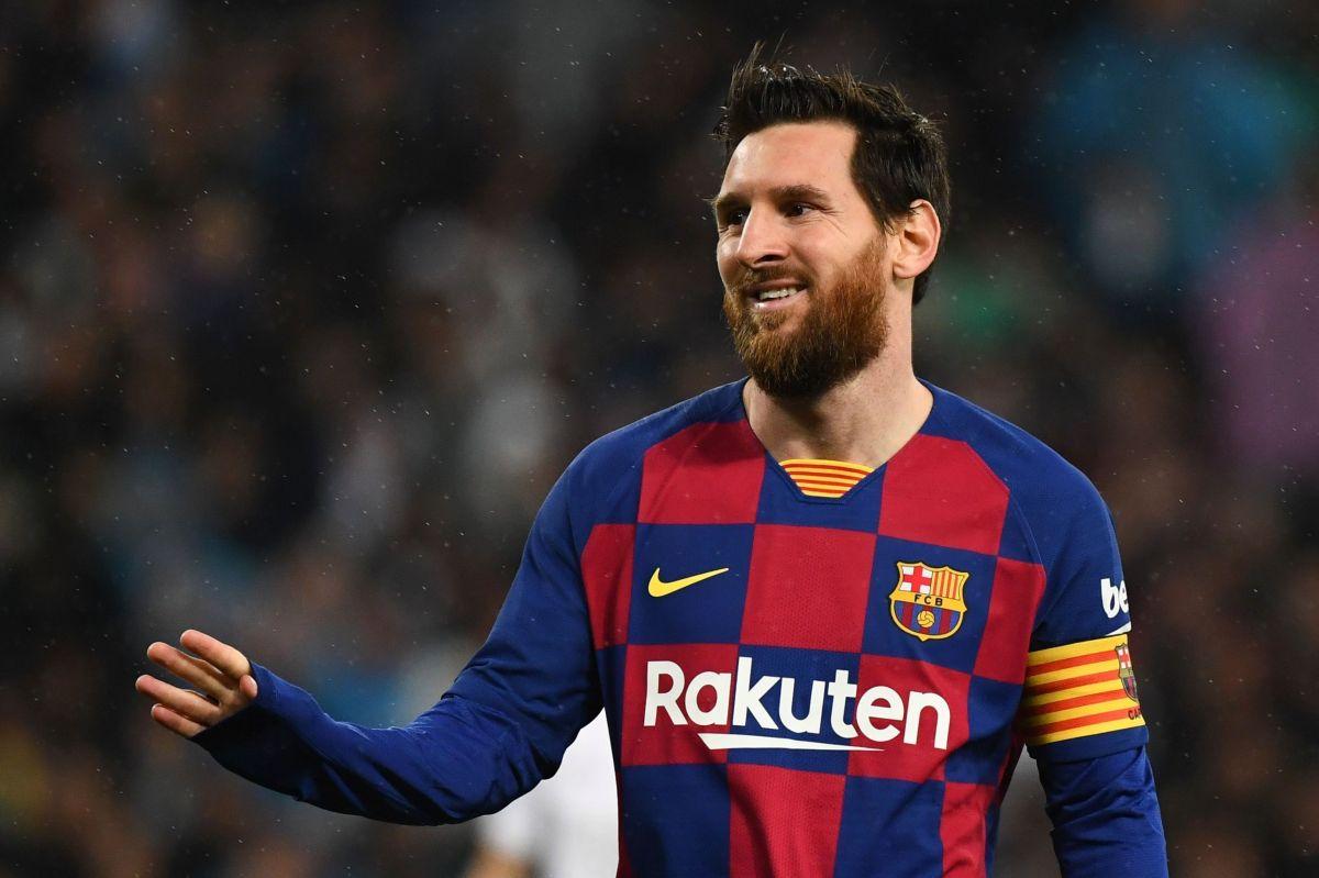 Leo Messi creó un estrecho lazo con Arturo VIdal.