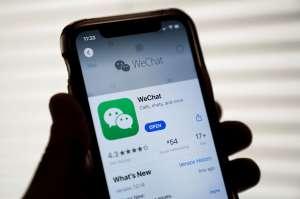 Una jueza bloquea prohibición de Trump a WeChat