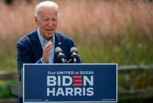 Biden recibe el respaldo de unos 500 militares retirados y exfuncionarios de seguridad nacional