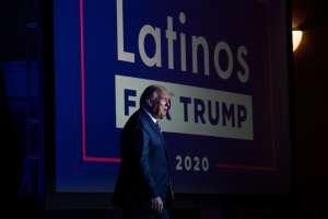 Trump lanza nuevas promesas a latinos para ganar su voto