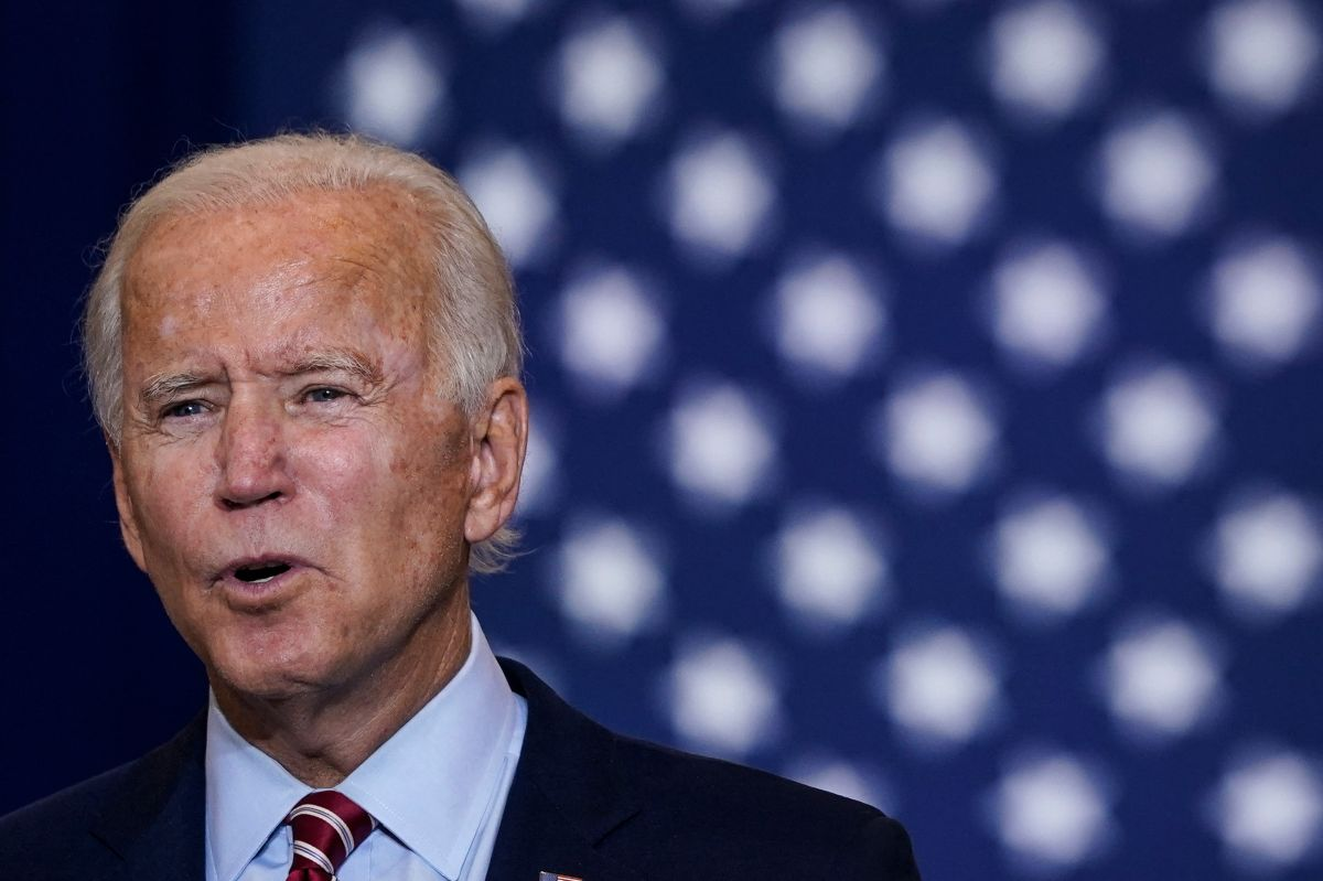 Biden estuvo de campaña por Florida el día que empieza el mes de la herencia hispana.