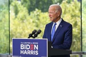 """Biden acusa a Trump y a republicanos de """"abuso de poder"""" por querer acelerar nombramiento de jueza"""