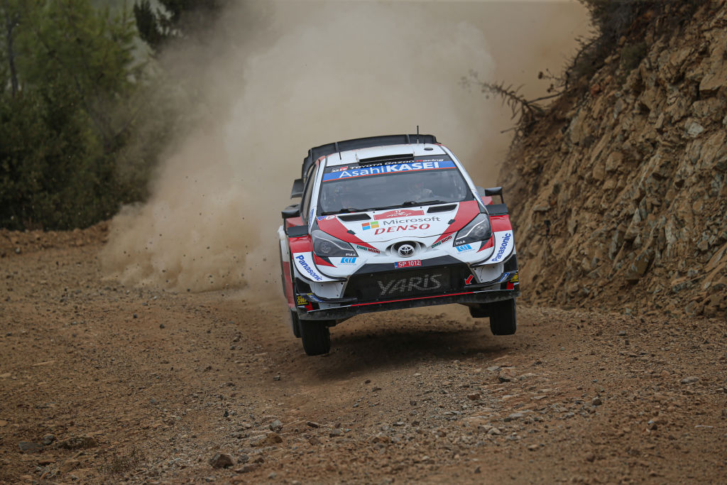El Rally es uno de los deporte más riesgosos del mundo.