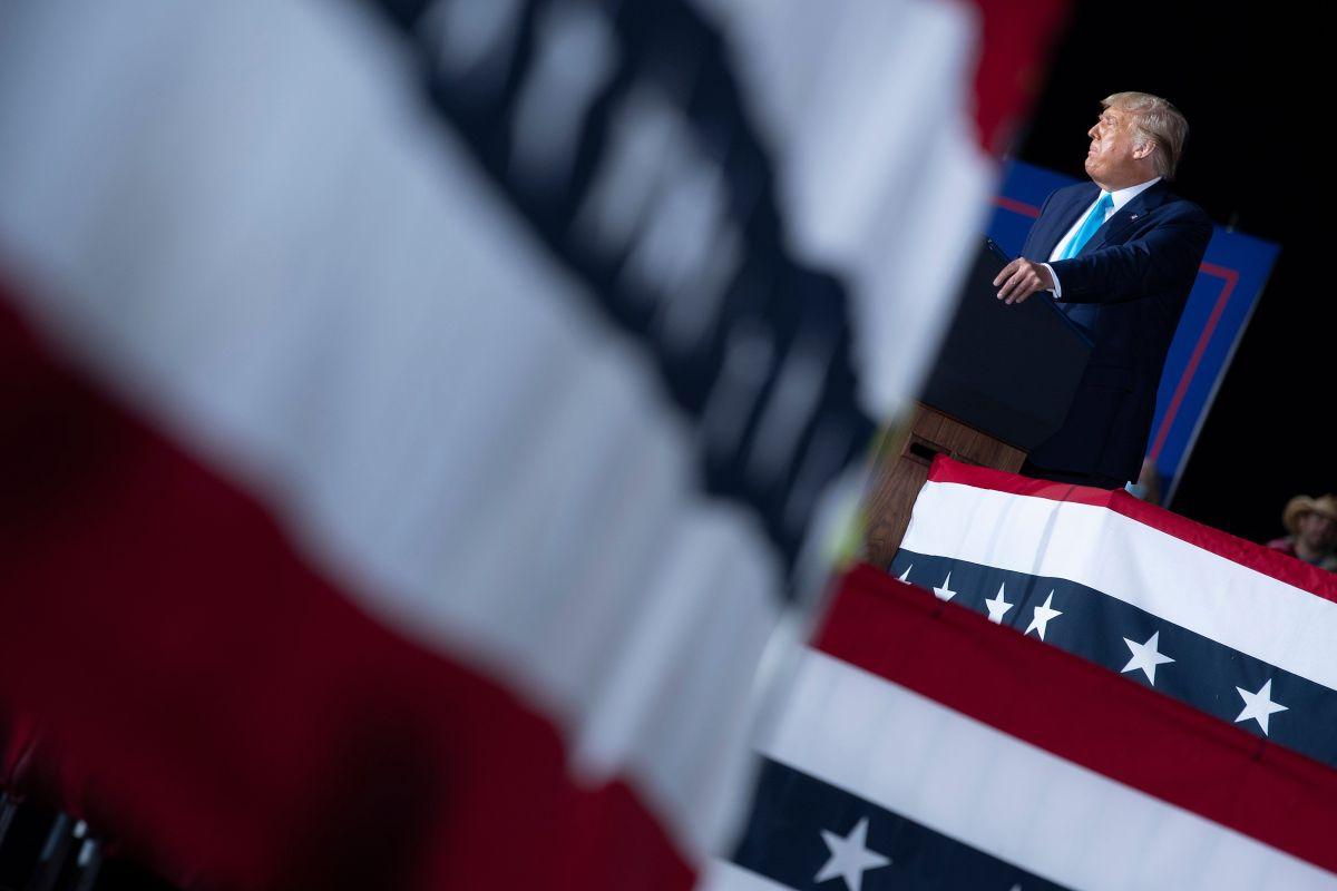 Trump no ha tenido que pagar impuestos durante al menos 10 años.