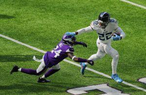 NFL pospone el Tennessee Titans vs. Pittsburgh Steelers debido a brote de COVID-19