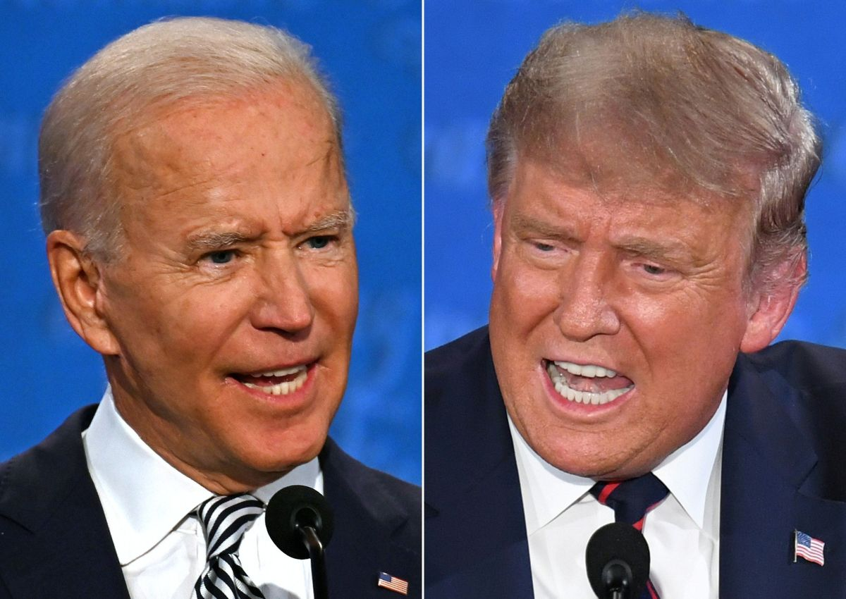 Debate Trump vs. Biden: con mascarillas y micrófonos regulados