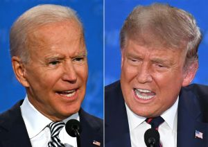 Debate Trump vs. Biden: con mascarillas y micrófonos regulados