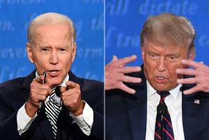 El primer debate entre Trump y Biden fue de ataques feroces y con muchas interrupciones