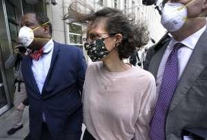 Seis años de cárcel para heredera de Seagram's por el caso de la secta sexual Nxivm