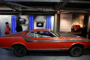 A la venta el Ford Mustang que Vin Diesel usó en Rápido y Furioso 9