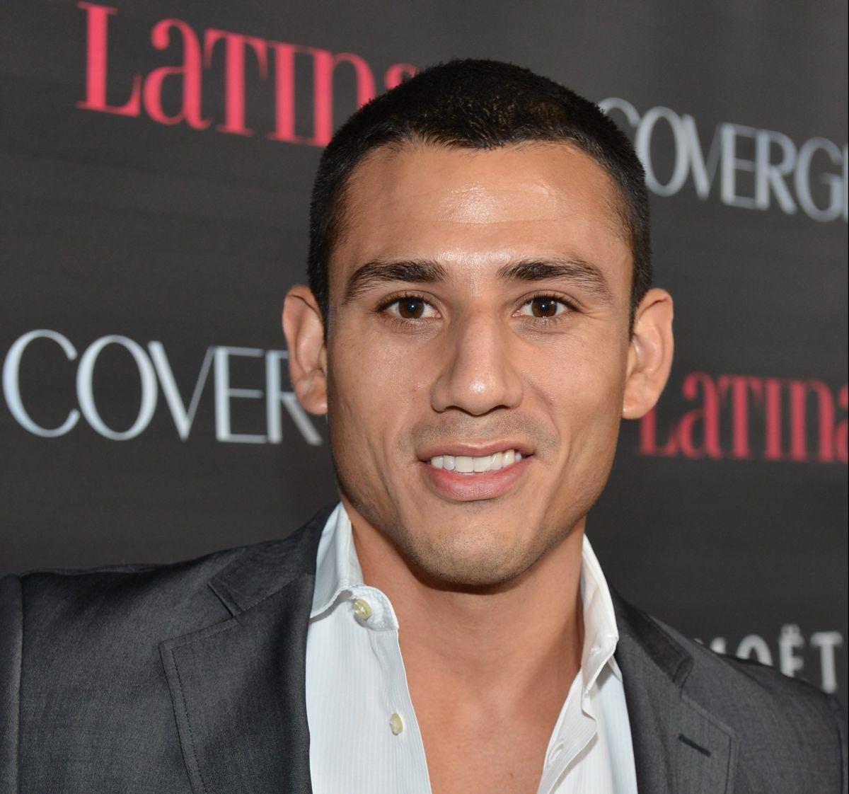 El actor Andres Pérez-Molina en una fotografía de archivo en 2012.
