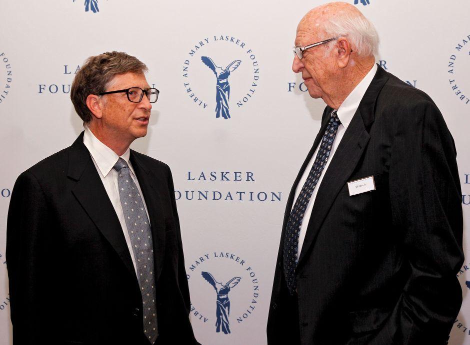Muere el padre de Bill Gates, el hombre que inspiró la filantropía del magnate y Melinda