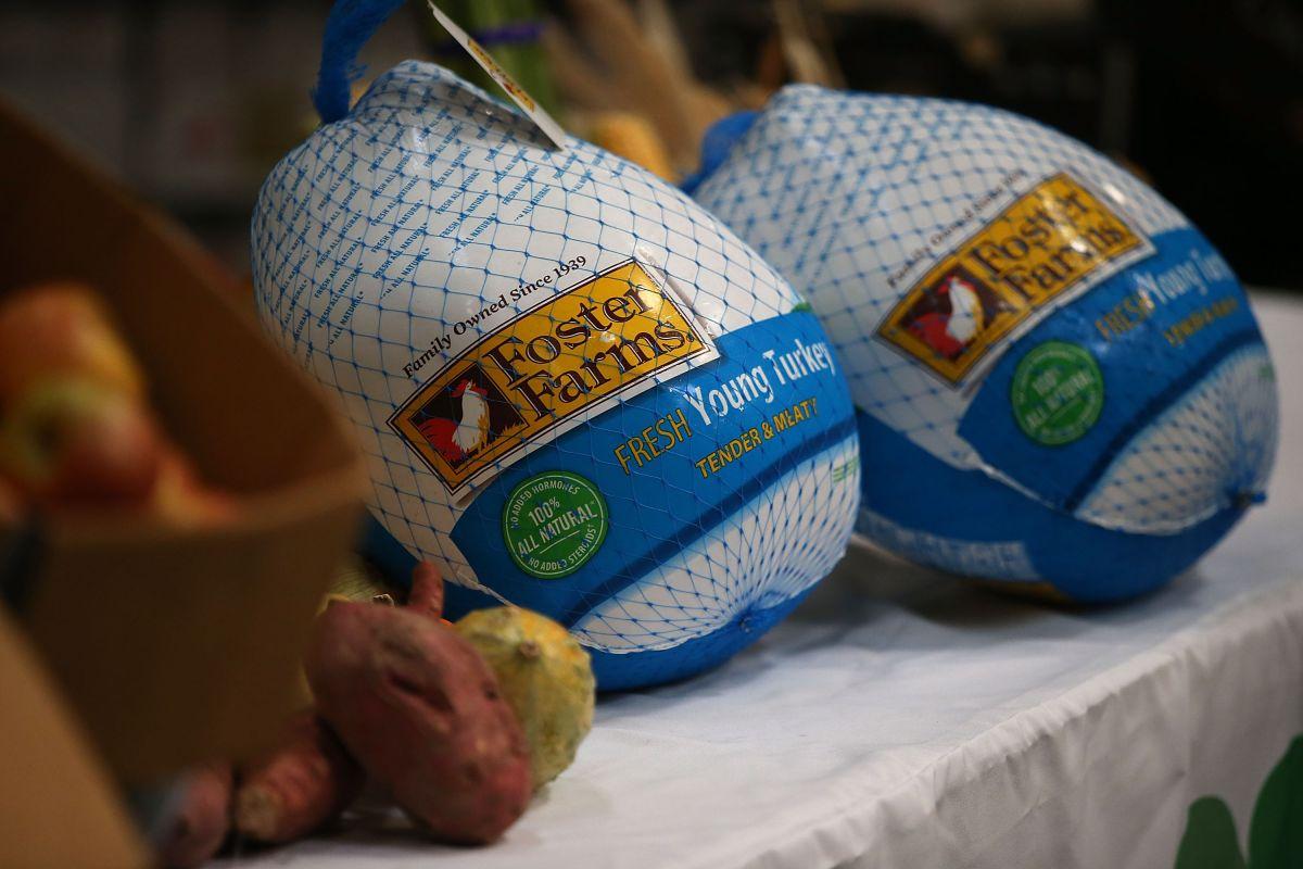La planta Foster Farms, ubicada en Livingston (Valle de San Joaquín) tiene casi 3,8000 empleados.