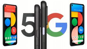 Pixel 4a y Pixel 5: los nuevos teléfonos 5G de Google