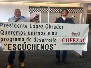 Los SOS de migrantes a López Obrador