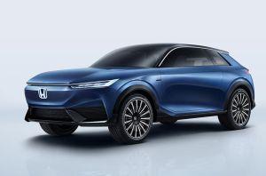 Honda apuesta a la movilidad eléctrica con el SUV e:concept