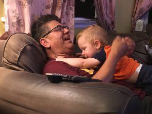 """Abuelo de Torrance: """"Me dio coraje que metan el tema del racismo entre mi nieto y yo"""""""