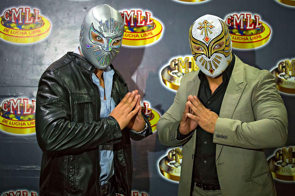Místico y Carístico expondrán su título mundial de parejas.