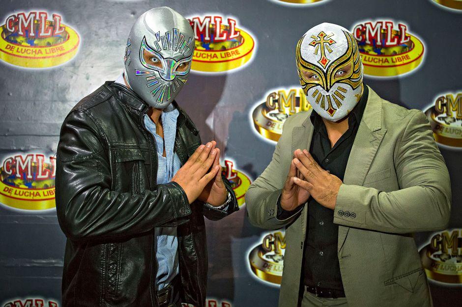 Místico y Carístico encabezan la magna función del 87 aniversario del CMLL