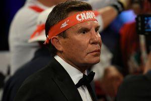 La leyenda continúa: Nació el nieto de Julio César Chávez y ya trae puestos los guantes de box