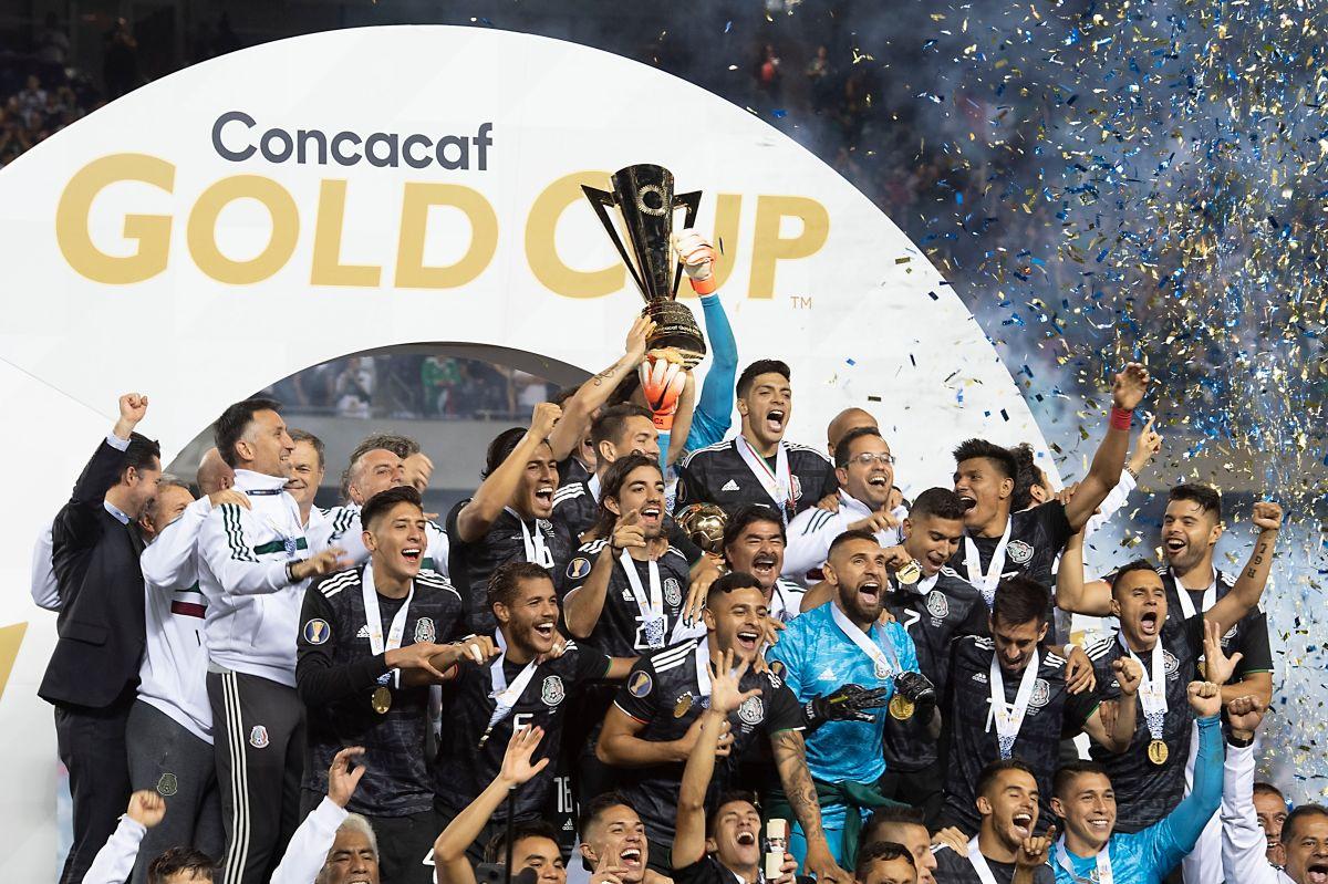 México es el actual campeón de la Copa Oro.