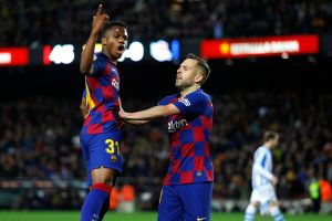 Ansu Fati tendrá dorsal del primer equipo en el Barcelona y una cláusula de $473 millones de dólares, reporta ESPN