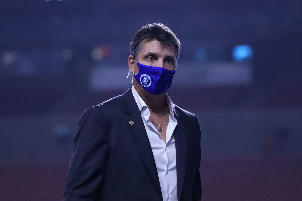 """Siboldi dio su apoyo al """"Tata"""" Martino."""