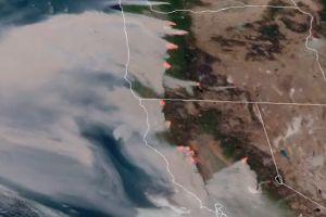 California tiene otro terrible récord con el incendio más grande de su historia