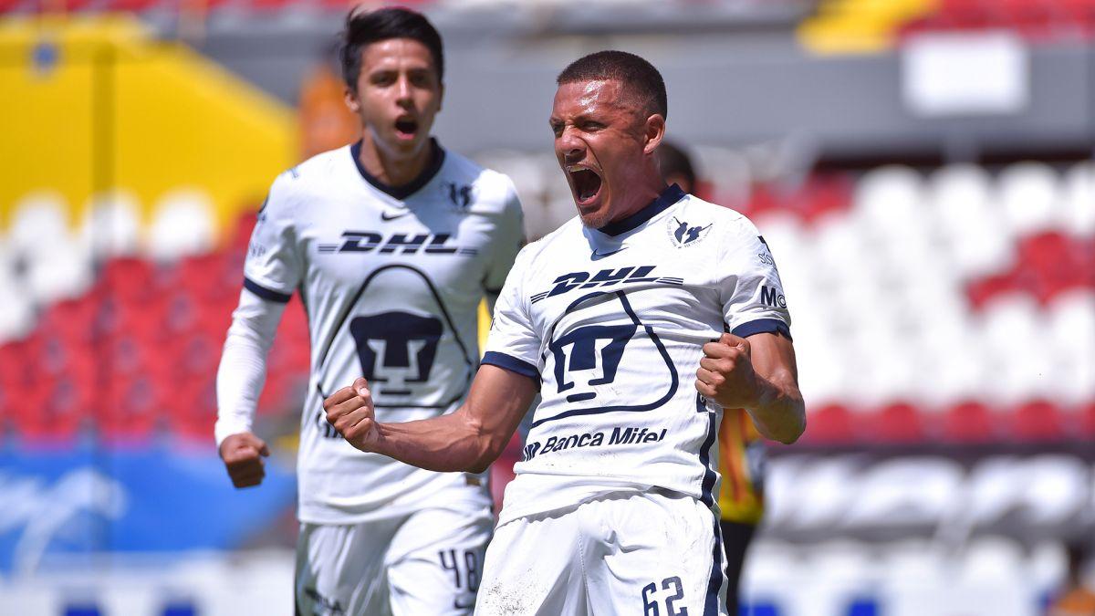 Jacob Eduardo Morales firmó uno de los goles más hermosos del año.