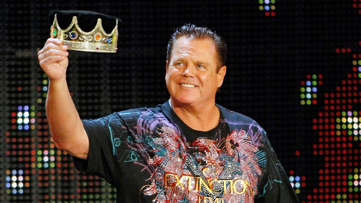 Jerry 'The King' Lawler noqueó a Matt Riviera.
