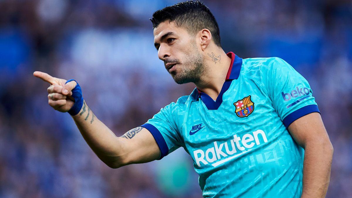 Luis Suárez rechazó un dineral con tal de quedarse en Europa.