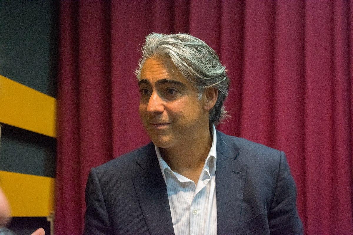 Marco Enríquez-Ominami, candidato a la presidencia de Chile