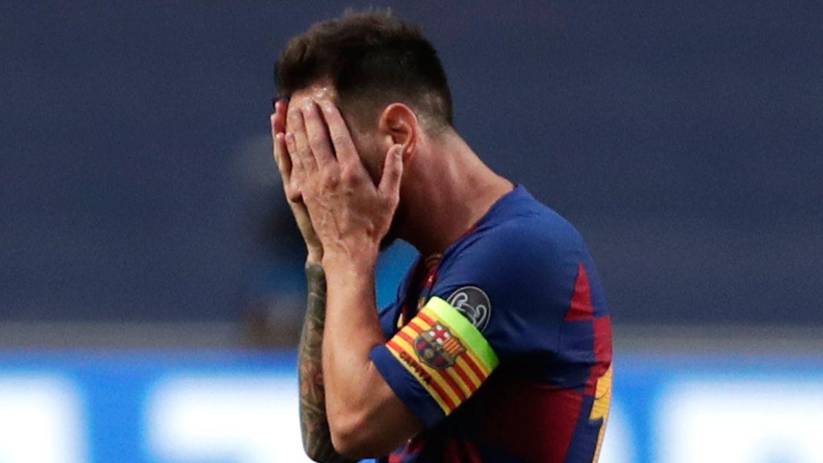 Alarma en Barcelona: Leo Messi es baja para la Supercopa