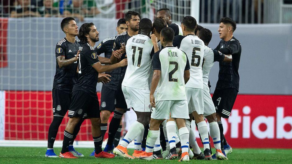 Partido entre México y Costa Rica en serio riesgo de cancelarse