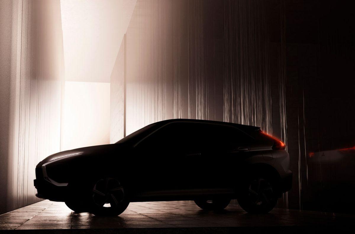 Mitsubishi Eclipse Cross y un anticipo al futuro de la marca