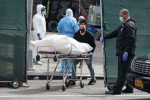 El mundo supera el millón de muertos por coronavirus