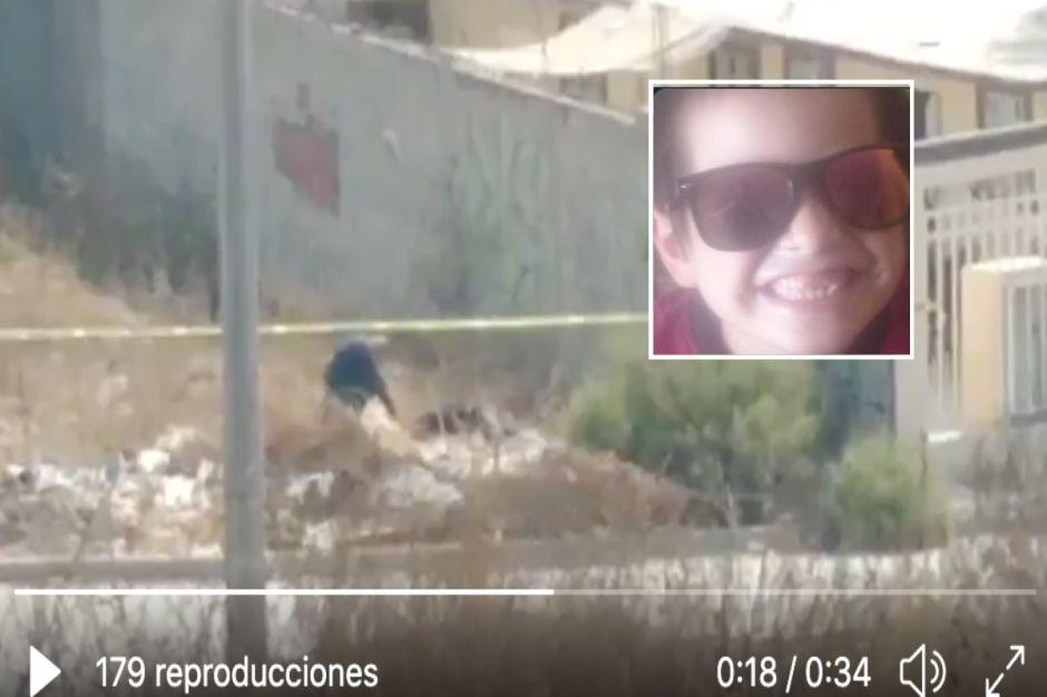Niño de 6 años muere por bala perdida mientras jugaba con su hermanita