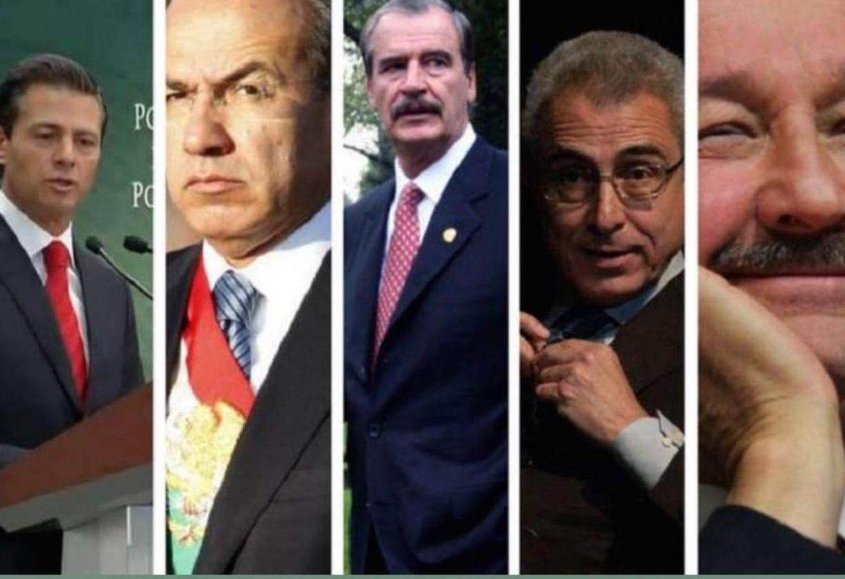 Mexicanos decidirán si quieren que se meta a la cárcel a los ex presidentes de México.  Cortesía Coalición de Migrantes Mexicanos)