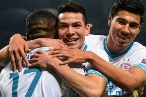 ¡El equipo más mexa! PSV celebra el 15 de septiembre