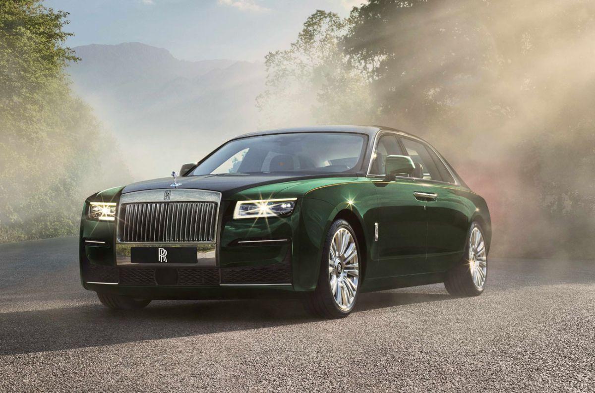El Rolls-Royce Ghost se amplía en versión Extended