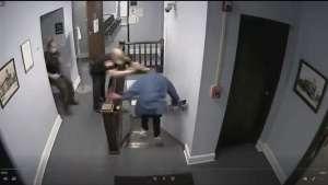 Preso escapa cuando iba a ser presentado ante un juez para su sentencia