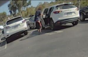 Aterrador: publican video del intento de secuestro de un niño en Costco de California