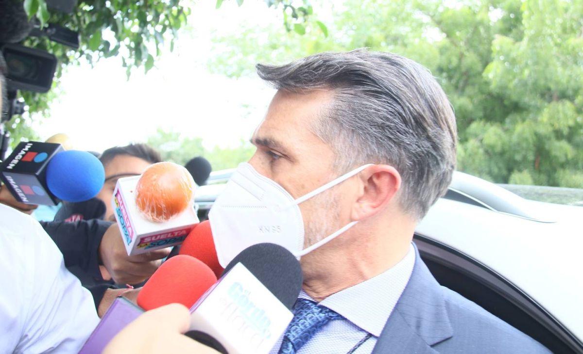 Sergio Mayer.
