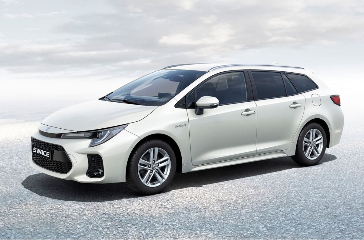 Suzuki Swace: un familiar al estilo Corolla