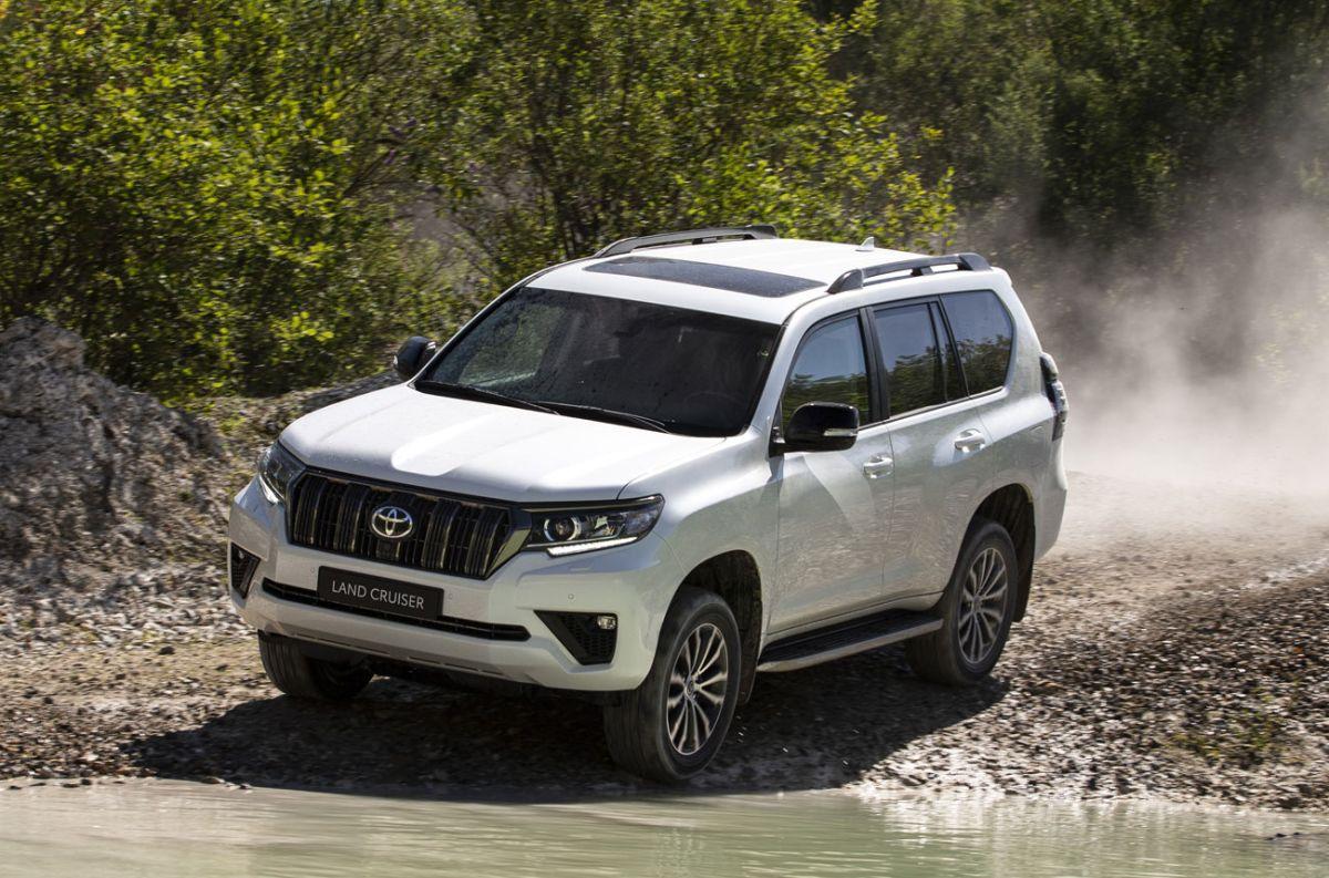 El Toyota Land Cruiser se renueva con más prestaciones