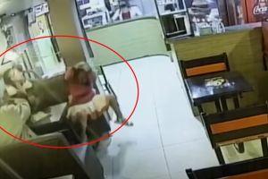 VIDEO: Mujer golpea brutalmente y jala de cabello a niña en restaurante