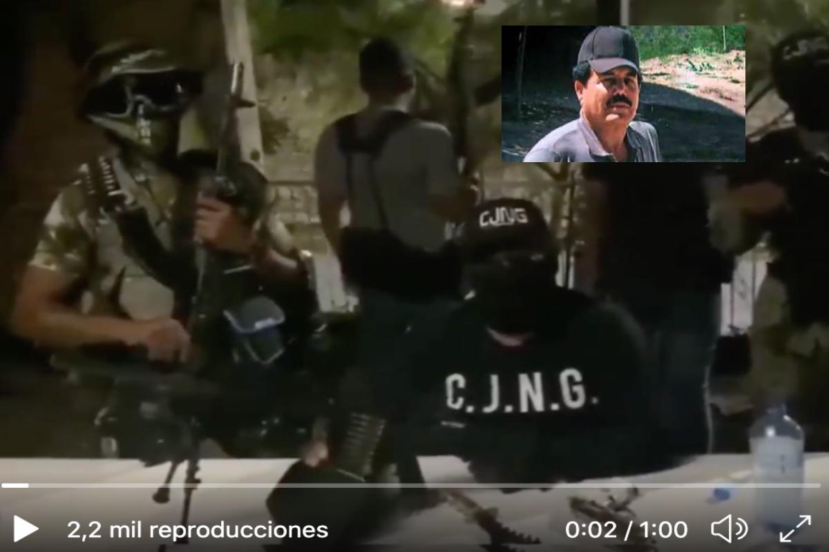 VIDEO: Sicarios del CJNG amenazan al Mayo Zambada, líder del Cártel de Sinaloa